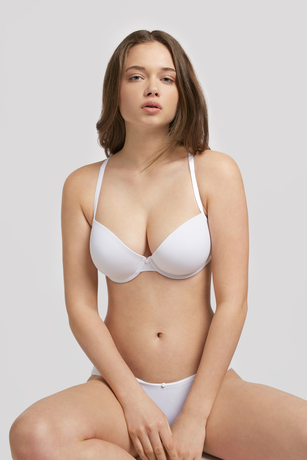 СУТИЕН 1/0101 BLANCO BASIC GISELA